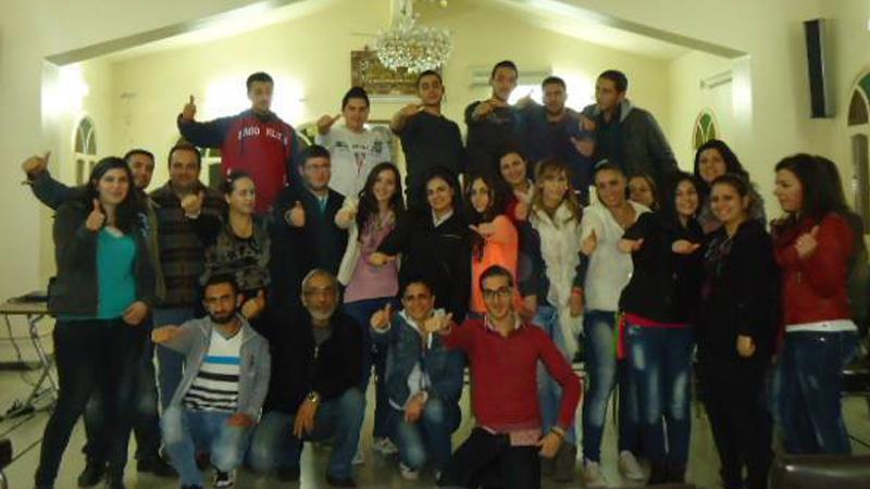 سوريا - دمشق: البرمجة اللغوية العصبية في صيدنايا للمدرب الإستشاري د.محمد عزام القاسم