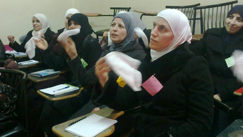 دورة استراتيجيات وتقنيات البرمجة العصبية في حفظ القرآن الكريم، متعة في التعلم مع المدربة مؤمنات زرزور
