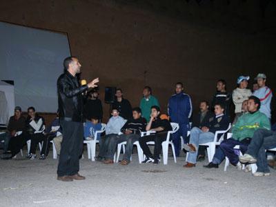 Morocco - Rabat: Mass Seminars by trainer Brahim Talioua