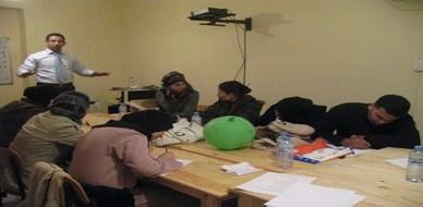 الجزائر - العاصمة: حينما ينزل المتدربون إلى أرض الواقع.. هناك يصنع التحدي.. شعار دورة المبيعات للمدرب صلاح الدين جيلح