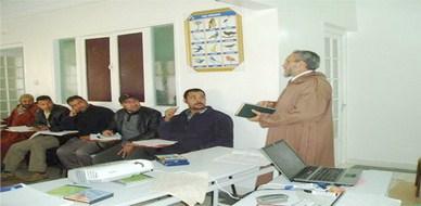المغرب - سيدي بنور: دورة قصيرة في الحفظ السريع للقرآن الكريم