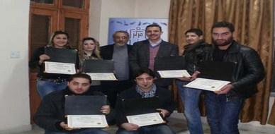 سوريا - دمشق: الأسئلة المتفجرة في  دورة اتقان الحاسب