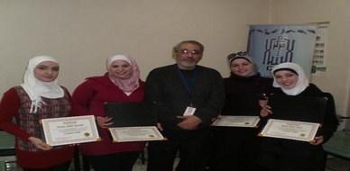 دمشق – سوريا: دورات إتقان الحاسب مستمرة في دمشق