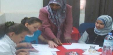 الجزائر-ورقلة: المدربة سامية بن صغير تتألق في ورشة الخارطة الذهنية