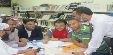 قطر - الدوحة: اختتام دورة إعداد الملف المهني للمعلمين للمدرب محمود الدمنهوري