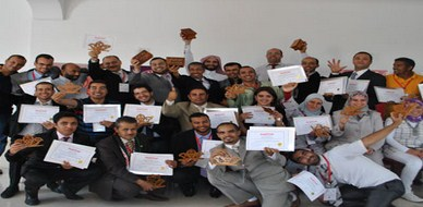 Meknas – Morocco: joining new Moroccan trainers to the ILLAFTrain trainers