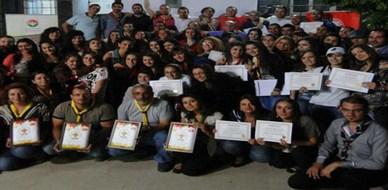 سوريا - دمشق:  التعامل مع صعبي المراس تلاشى أمام عبق دمشق القديمة