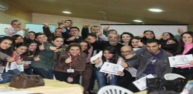 سوريا – اللاذقية: مفاوضو دورة فن التفاوض في الطرقات
