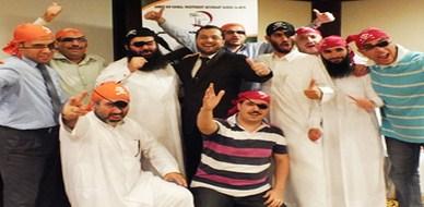 قطر - الدوحة: رواد ابن حنبل يكتشفون كنوز دورة تدريب المدربين
