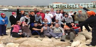 """سورية - اللاذقية:  كوكبة جديدة من المدربين يحصلون على عضوية مدرب """"إيلاف ترين"""""""