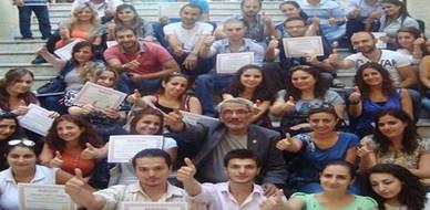 """سوريا - دمشق: دورة متميزة حول """"التعامل مع الأشخاص صعبي المراس"""" للمدرب محمد عزام القاسم"""