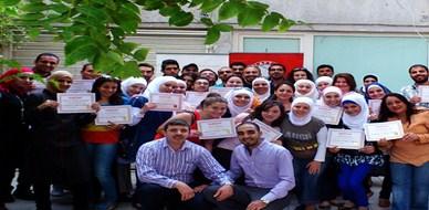 """سوريا – دمشق: اختتام فعاليات دورة """"الذكاء العاطفي"""" للمدرب أحمد السعدي"""