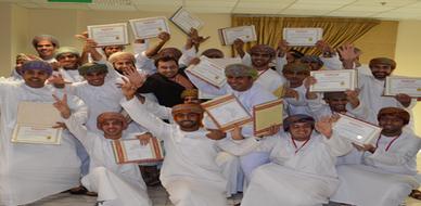 سلطنة عمان – مسقط: انضمام مدربين عُمانيين جدد إلى مدربي إيلاف ترين