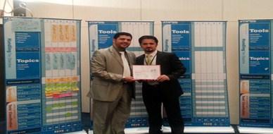 الأردن - عمّان: المدرب مصطفى عبدالله اخصائي اعداد حقائب معتمد في نظام IMAS
