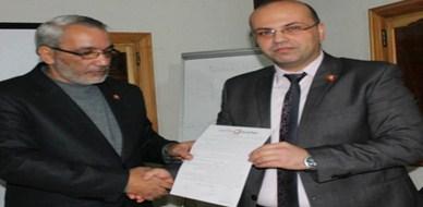 توقيع اتفاقية بين إيلاف ترين وحملة تدريب وتأهيل مليون شاب سوري مجاناً