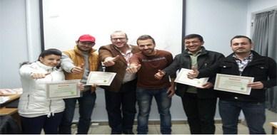 سوريا – دمشق: دورة مبادئ المحاسبة تنتقل إلى التطبيق العملي مع المدرب المعتز جحجاح