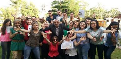 اللاذقية - سوريا: دورة فن التفاوض والتي قام بها المدرب الاستشاري د.محمد عزام القاسم