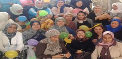 المملكة المغربية - أكادير: إختتام المحور الثاني لدورة إستشاري أسري للمدرب عبد الله ادالكاهية