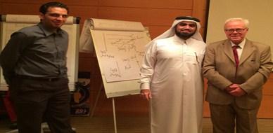 اختتام دورة مهارات الكتابة في عالم الأعمال Effective Business Writing