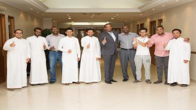ضمن دورات منحة غيّر، إدارة الوقت دورة قدّمها المدرب الدكتور محمد الرشيد جاد كريم