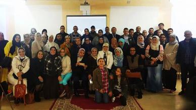 """أمسية تدريبية مميزة تحت عنوان """"مبادئ في التربية الإيجابية"""" مع المدربة أمل ولي الدين"""