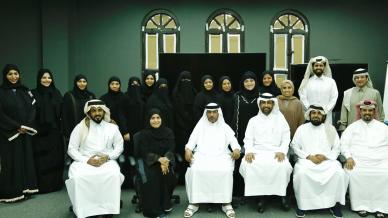 """المدربة الأولى سمية المطوع في استضافة المركز القطري للهوايات """"كتارا"""" بورشة حول الذكاء العاطفي"""