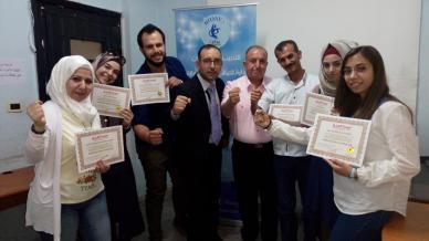 """""""خدمة العملاء"""" دورة تدريبية مميزة مع المدرب أول محمد بدر كوجان"""