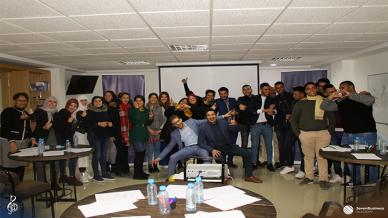 مدينة وجدة تستقبل عام 2020 مع المدرب محمود باي في ورشة تدريبية بعنوان التفوق الدراسي