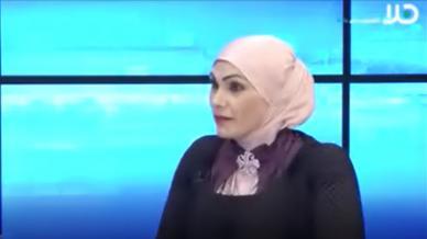 المدربة سهى أبو رومي في لقاء مع الأستاذ لؤي حاج يحيى على قناة هلا