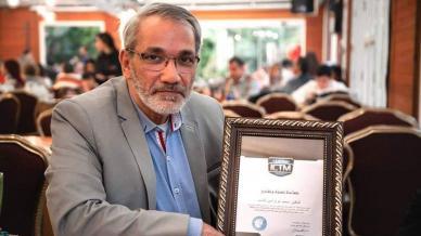 سبعة آلاف متدرب للمدرب الأول على مستوى إيلاف ترين الاستشاري الدكتور محمد عزام القاسم