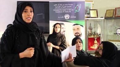المدربة زينب المطوع ضمن أنشطة شهر رمضان الكريم في مبادرة قوافل الشواب الرمضانية