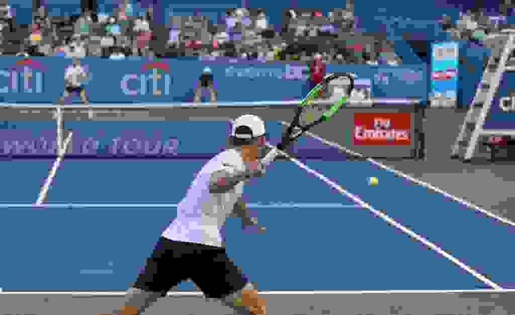 التنس (مليار متابع)