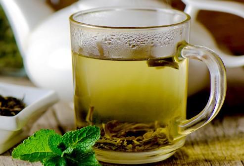 الشاي الأخضر علاج لتساقط الشعر
