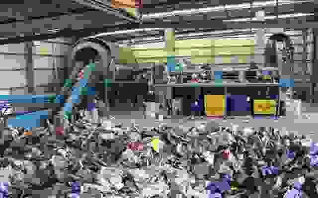 النفايات الصناعية