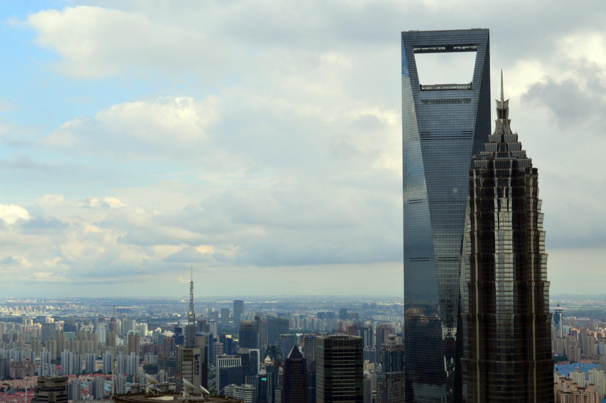 برج مركز شانغهاي المالي