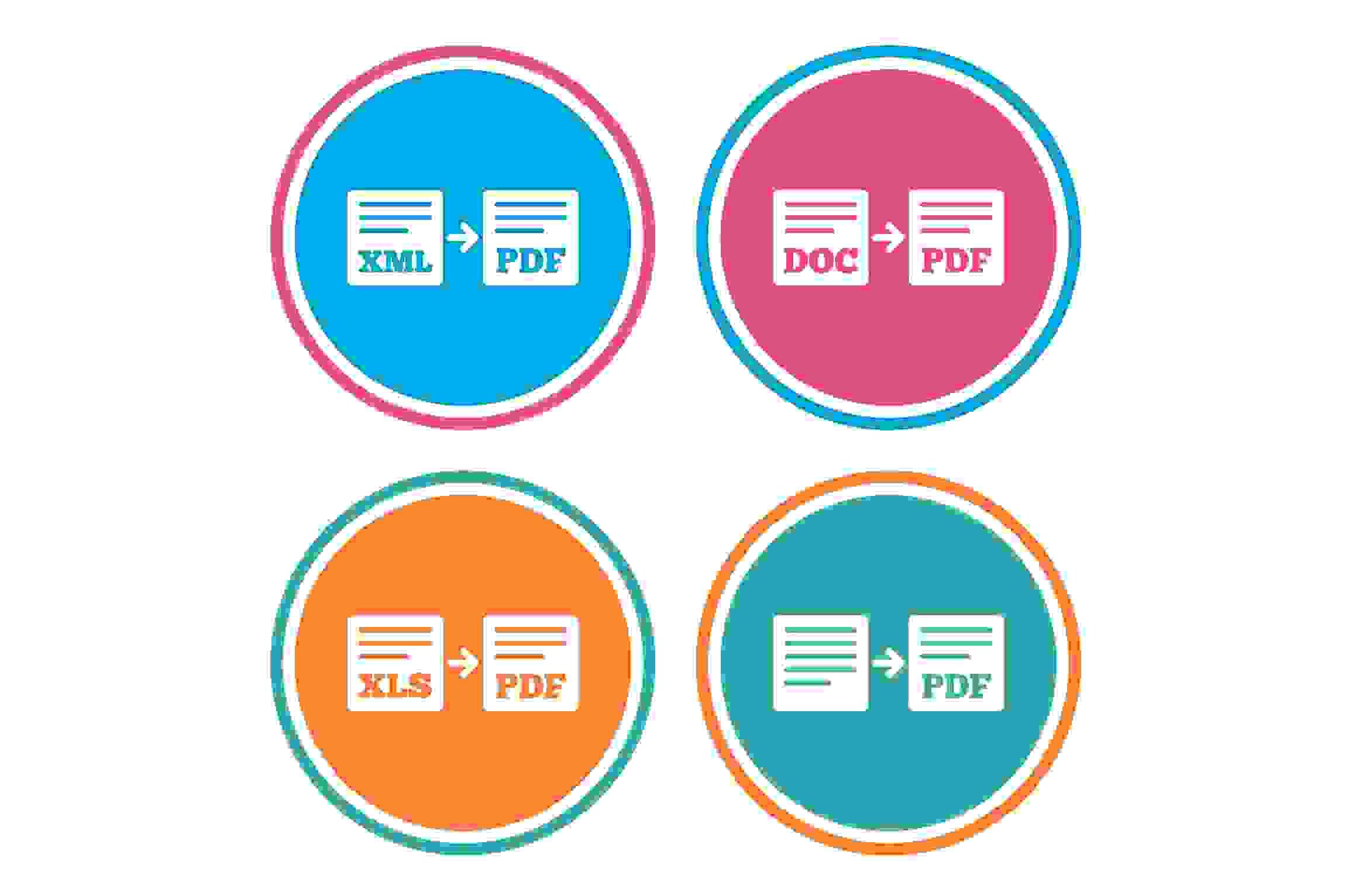 تحويل ملف PDF إلى تنسيق آخر DOCX