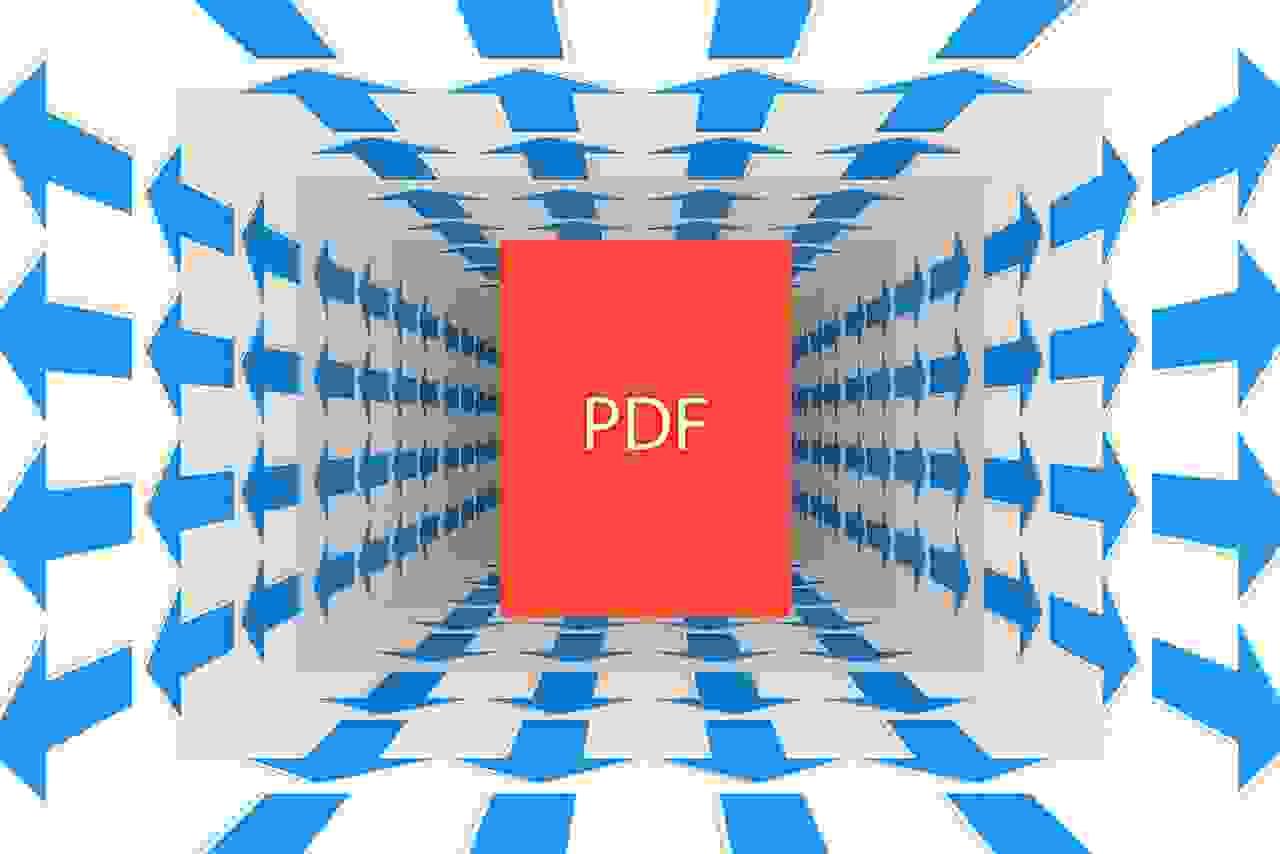 تحويل ملف PDF إلى تنسيق آخر
