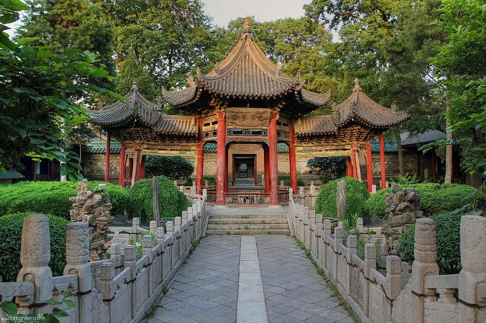 جامع شيان الكبير - الصين