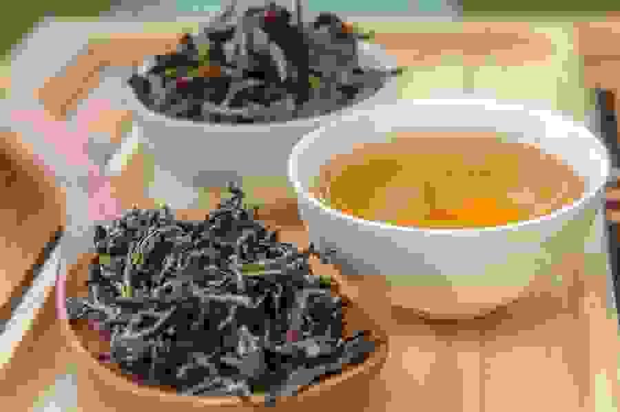 شاي أولونغ