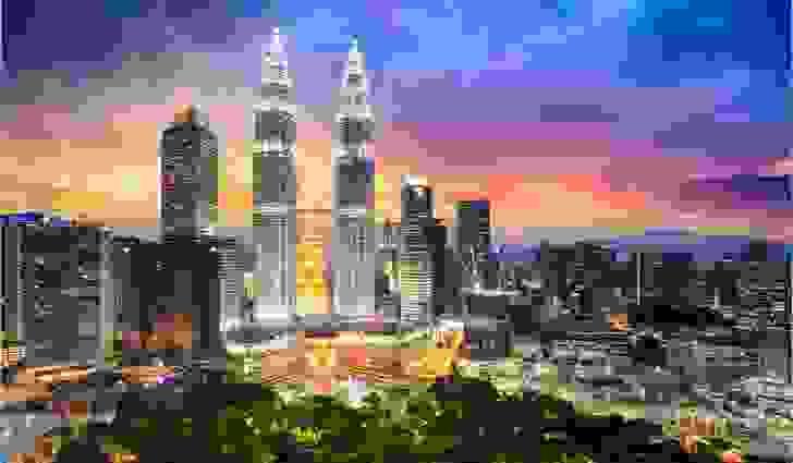 عاصمة ماليزيا هي إحدى عجائب العالم