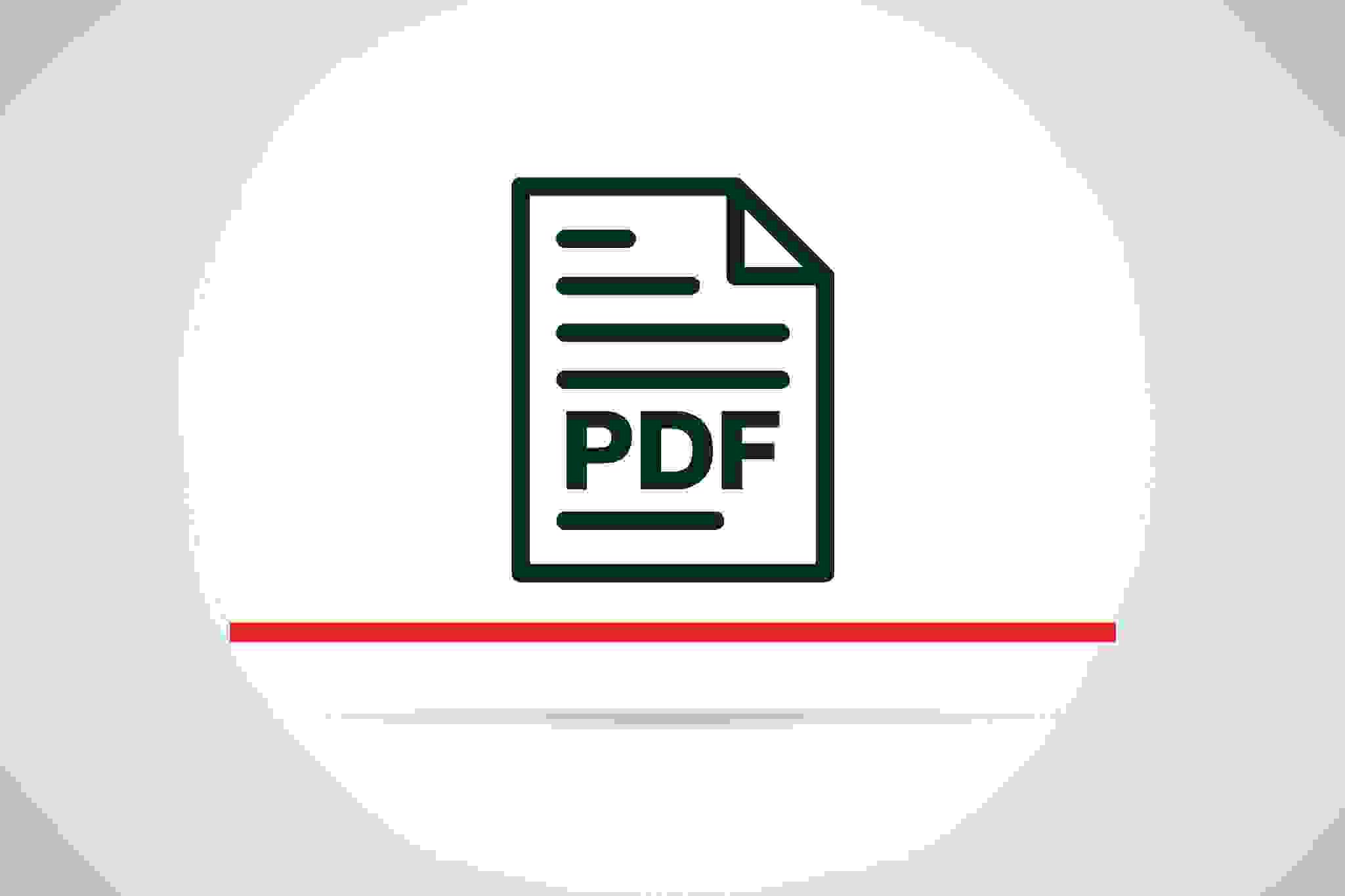 فتح ملفات PDF