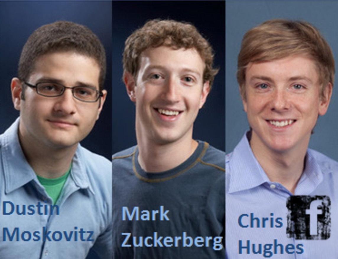 كيف نشأ فيسبوك