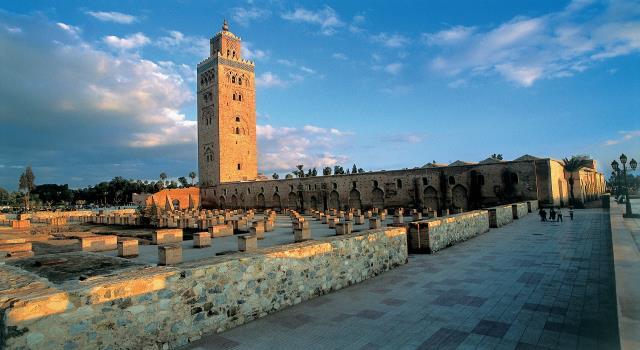 مسجد الكتبية - المغرب