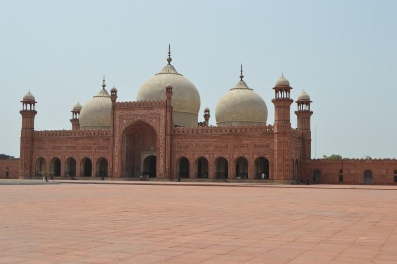 مسجد بادشاهي – الباكستان