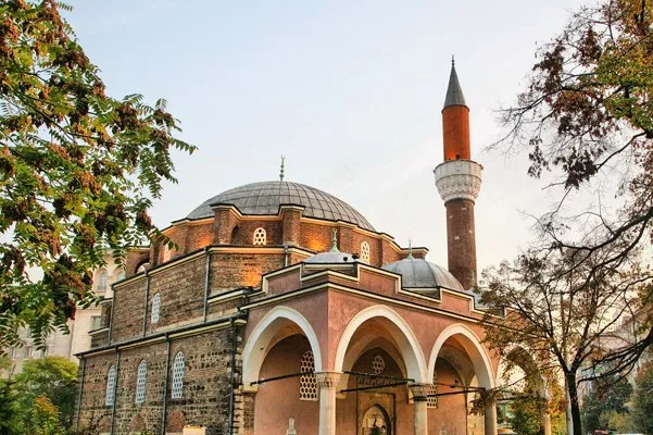 مسجد بانيا باشي - بلغاريا