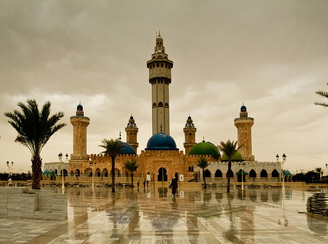 مسجد توبا الكبير - السنغال