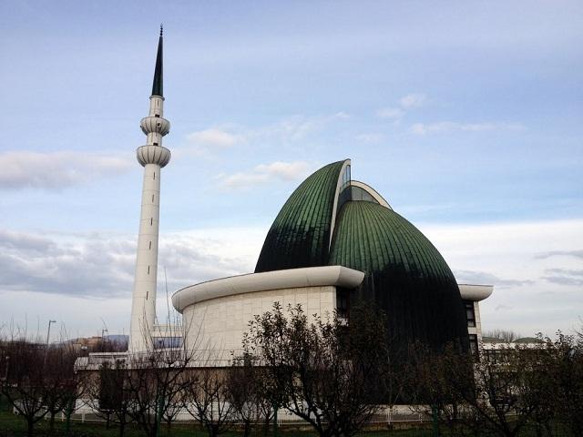 مسجد زغرب - كرواتيا