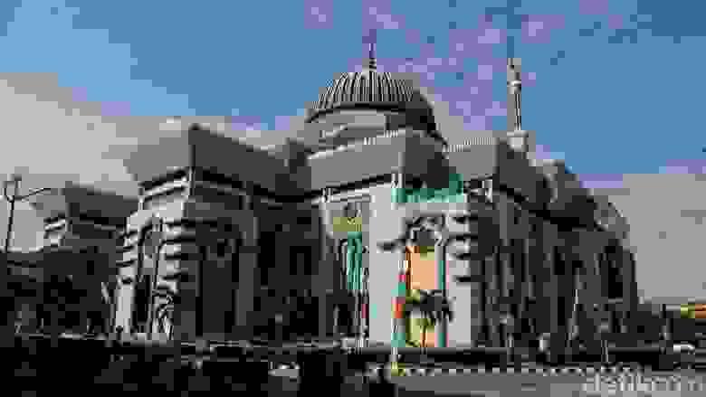 مسجد مركز جاكرتا الإسلامي