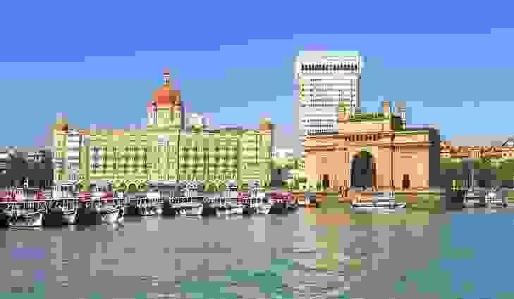 مومباي Mumbai (20 مليون نسمة)
