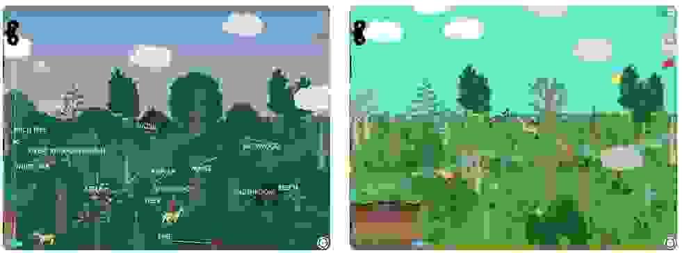 تطبيق Plants by Tinybop